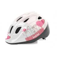 Kask rowerowy Bobike B-Sweet XS dla dzieci