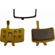 Avid/Sram DS11S+SP11 metaliczne
