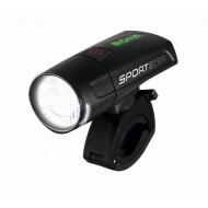 Lampa przednia Sigma Sportster USB