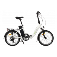 EcoBike Even White
